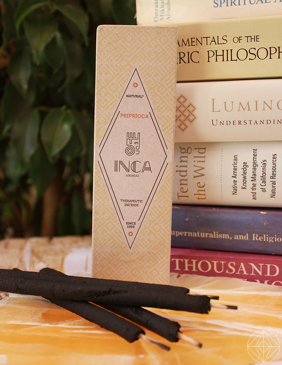 Therapeutic Incense: Priprioca - Earth's Elements
