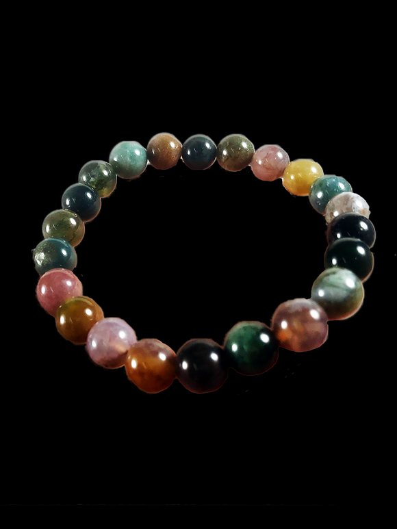 Moss Agate Bracelet - Earth's Elements
