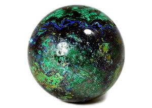 Azurite Sphere - Earth's Elements