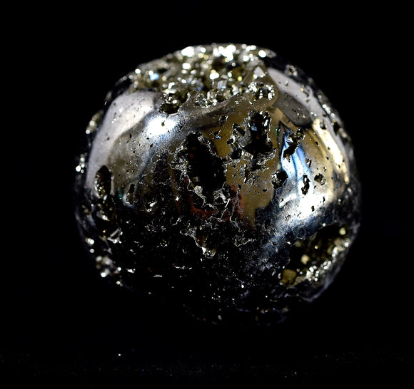 Pyrite Sphere - Earth's Elements
