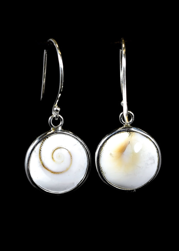 Shell Earrings - Earth's Elements