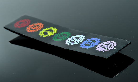 Chakra Soap Stone Incense Holder - Earth's Elements