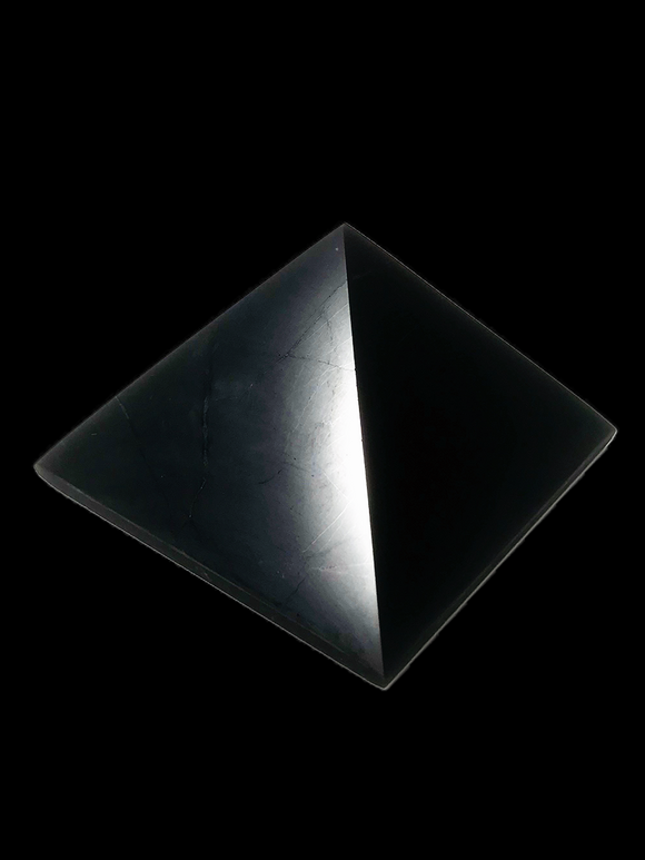 Shungite Pyramid - Large - Earth's Elements