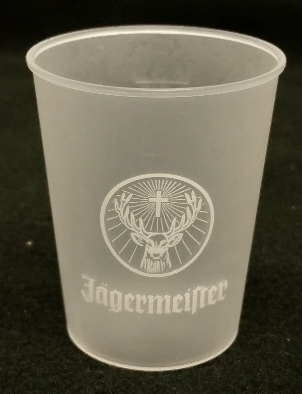 JÄGERMEISTER 1.5OZ SHOT CUPS (SLEEVE OF 50/CUPS)