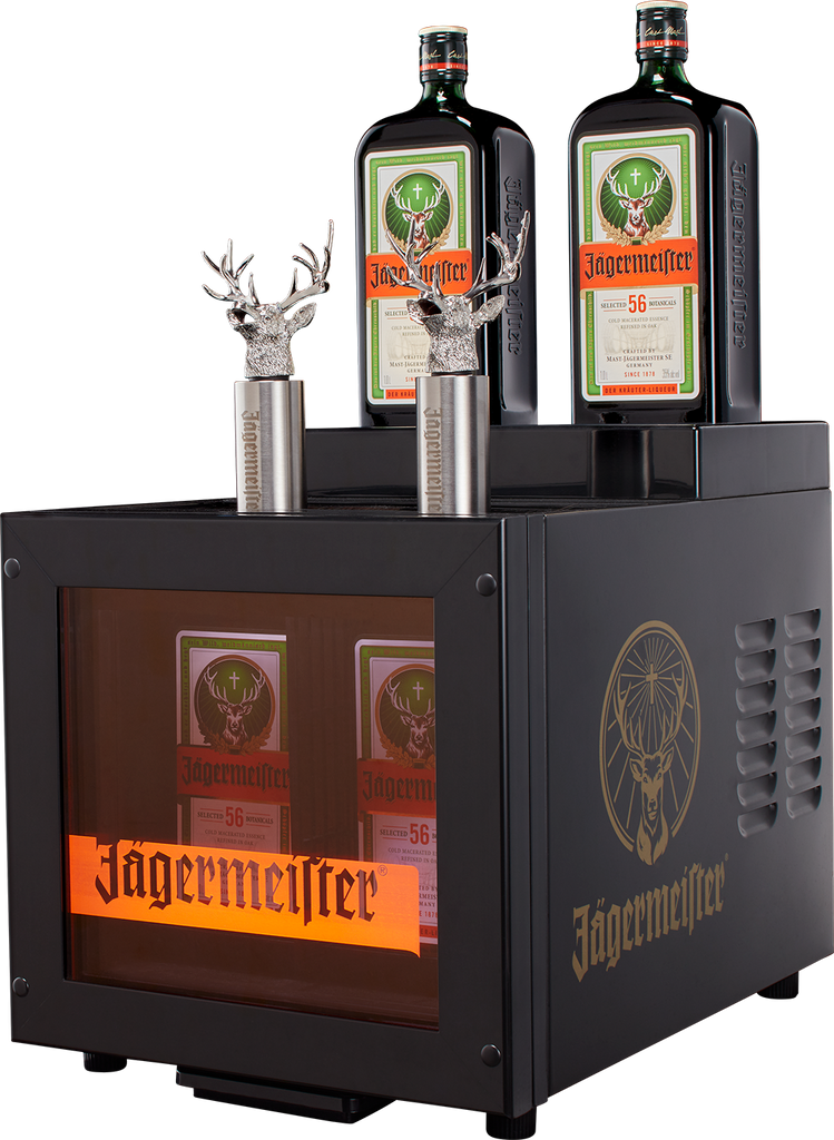 Jägermeister Speed Pour Freezer Tap Machine Inc