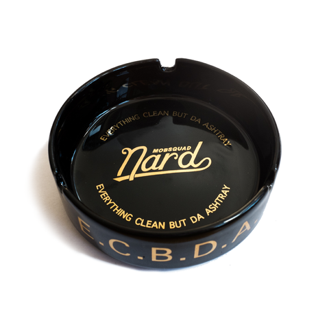 """ECBDA"" Ceramic Ashtray"