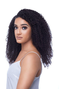 100 human natural hair extensions for afro hair types kinky curls clip ins pmusecretfo Images