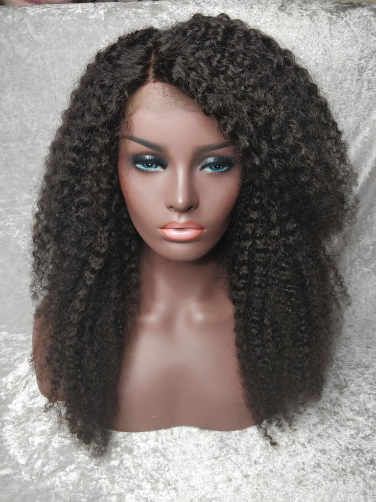 Kinky Curls Wigs: Customise your own