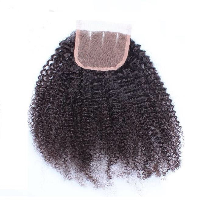 Kinky Coarse Lace Closure