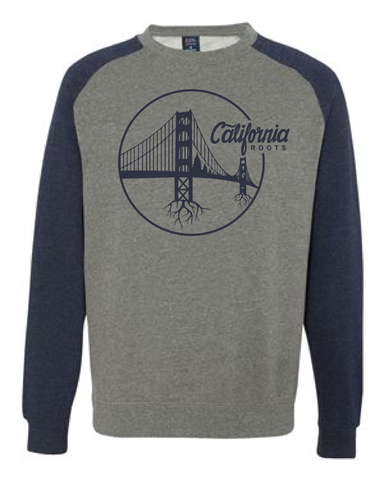 Bridge Roots Crew Sweatshirt