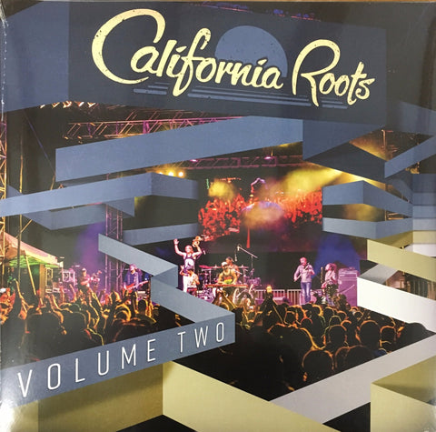 2018 California Roots Vol. 2 Vinyl record