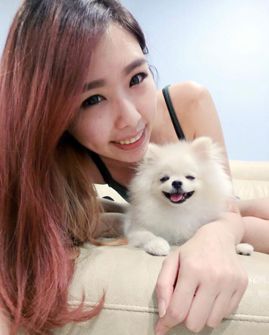 Tong Yun, The Fluffy Pomeranian