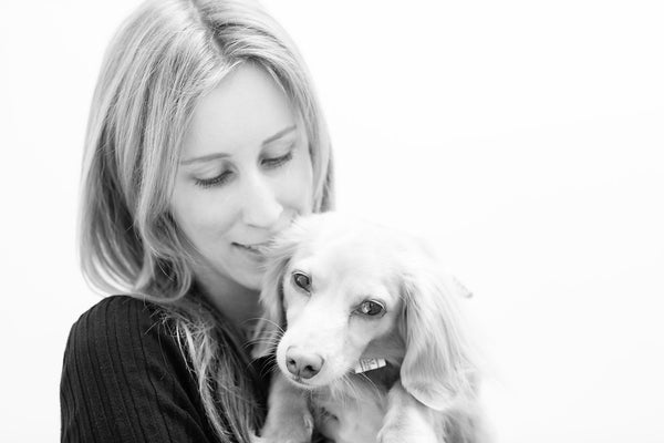 How a dachshund helped inspire an entirely new fashion brand!