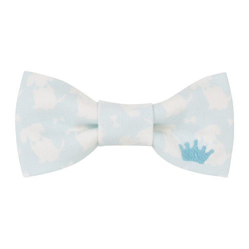 Prince or Princess Bow Tie - Duck Egg