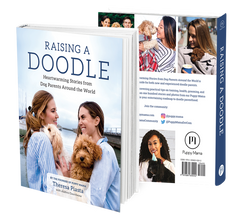 Book:  Raising A Doodle - Shop dog mom apparel and doodle mom gifts online!