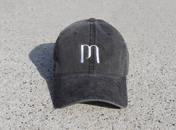 Stylish Black Hat - For Dog Parents - Shop dog mom apparel and doodle mom gifts online!