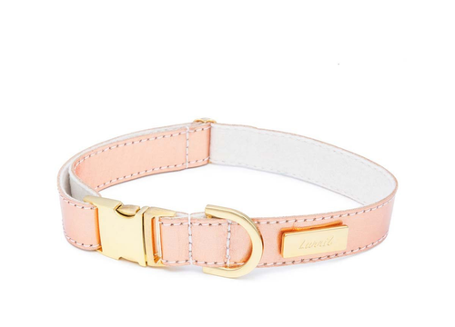 Puppy Collar: Rose Gold