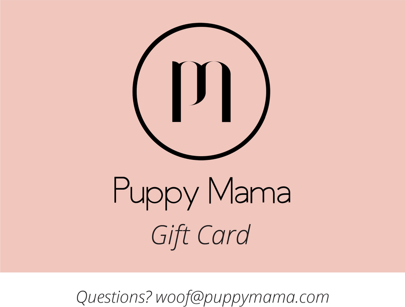 Gift Card - Shop dog mom apparel and doodle mom gifts online!