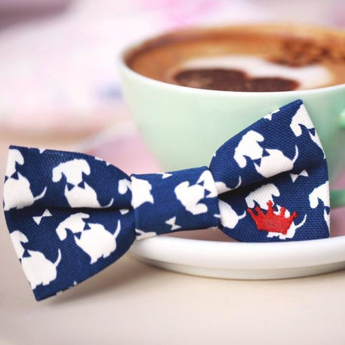 Harry Prince Bow Tie - Royal Navy
