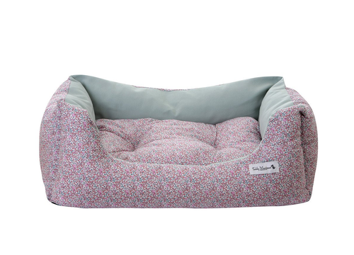 Rose Pink Liberty Print Slumber Puppy Bed