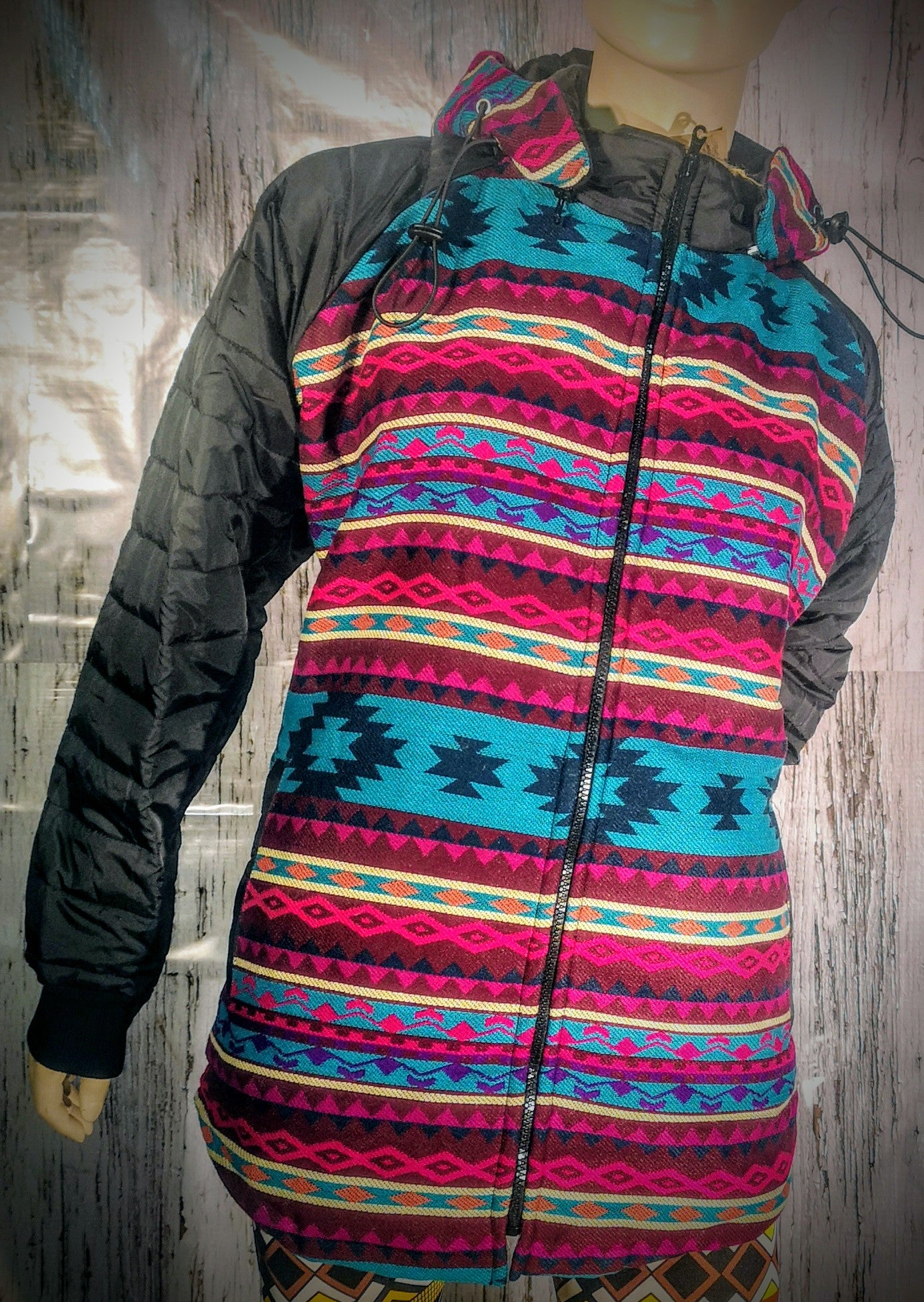 Ladies Tribal Jackets