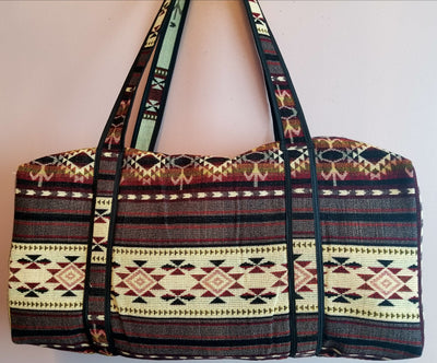 Native duffel bag #0017
