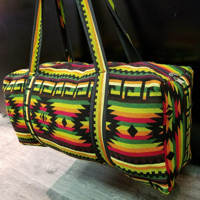Native duffel bag #003