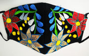 Custom Made Embroidered Face Masks #1001
