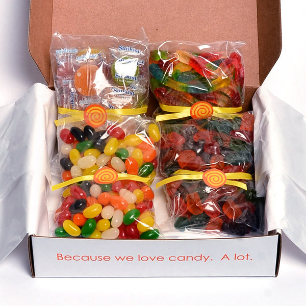 Sunshine Candy Box