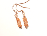 Dainty Sunstone Earrings Worn on Jane The Virgin