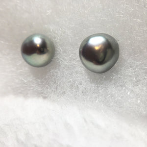 Pearl Stud Earrings  Dormilonas