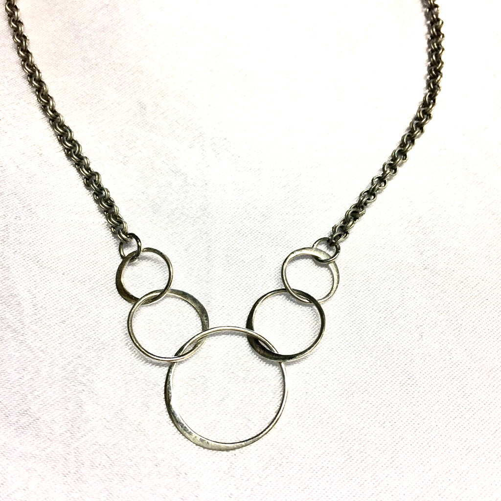 Geometric Necklace for Women