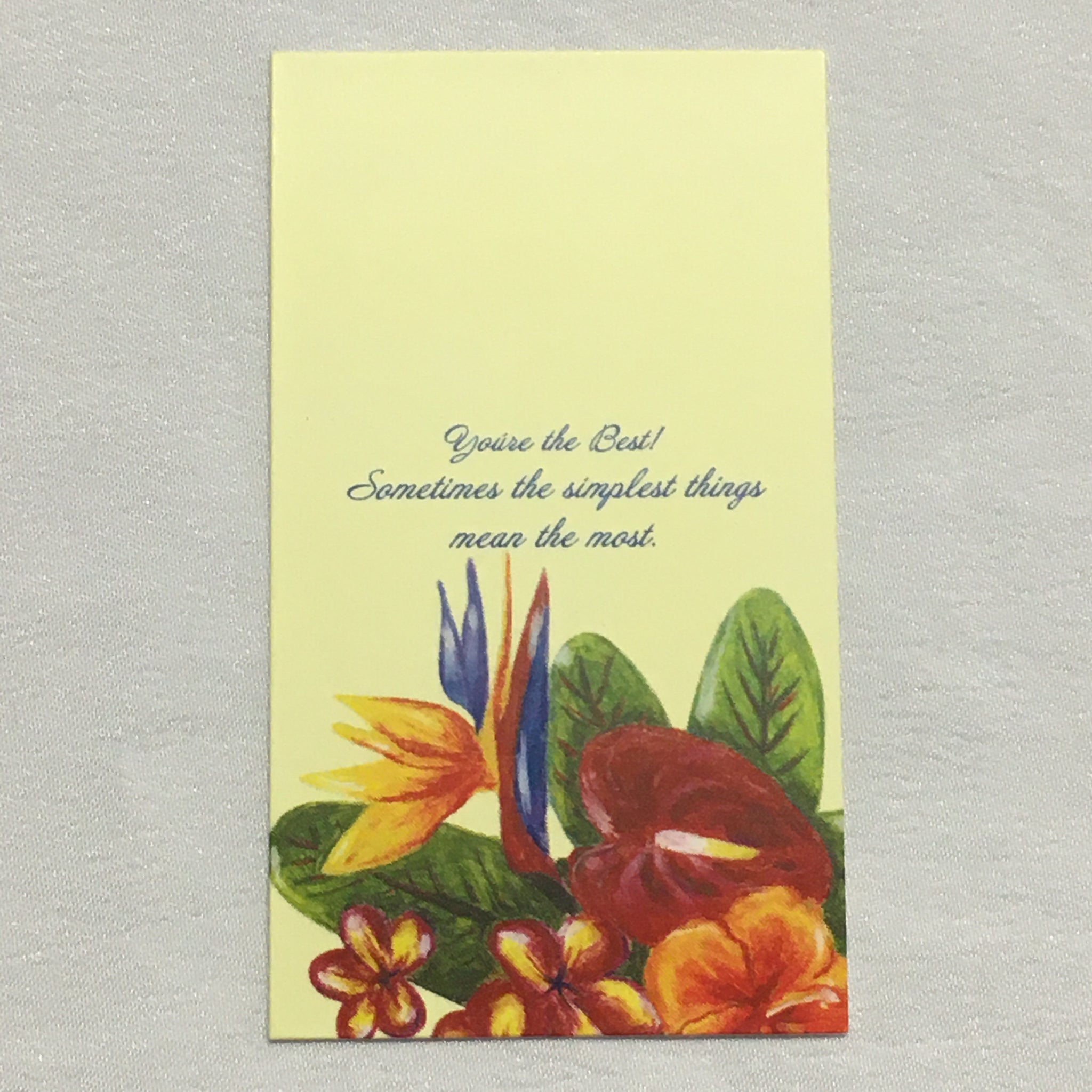 Special Message Cards