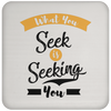 Image of What You Seek Is Seeking You Mugs & Drinkware - Lyghtt