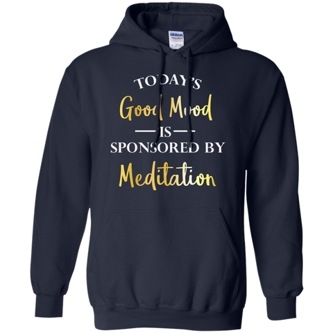 Today's Good Mood Is Sponsored By Meditation Men Apparel - Lyghtt