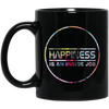 Image of Happiness Is An Inside Job Mugs Drinkware - Lyghtt