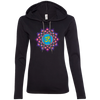 Image of Om Lotus Flower Apparel LADIES - Lyghtt