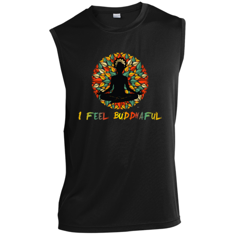 Limited Edition I Feel Buddhaful Yoga Apparel MEN - Lyghtt