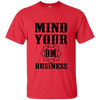 Image of Mind Your OM Business Shirts, Tank & Hoodie - Lyghtt