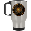 Image of Sri Yantra Ceramic Coffee Mug & Drinkware - Lyghtt