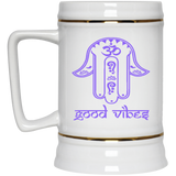 Purple Good Vibes Drinkware
