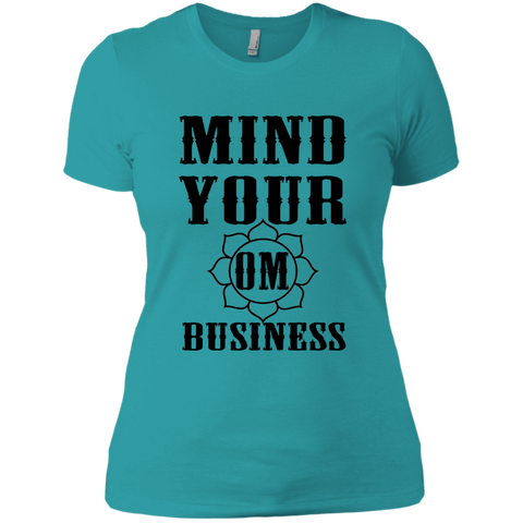 Mind Your OM Business Shirts, Tank & Hoodie - Lyghtt