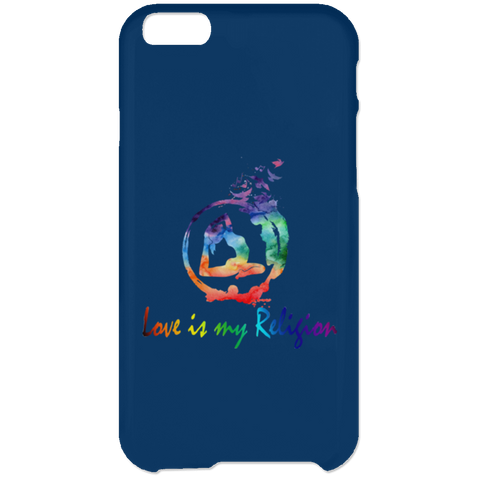 Love is My Religion Girl Phone/Ipad Cases - Lyghtt