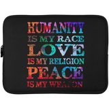 Humanity Is My Race Phone Cases