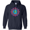 Image of Om Lotus Flower Apparel MEN - Lyghtt