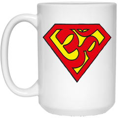 Super Om Mugs & Drinkware