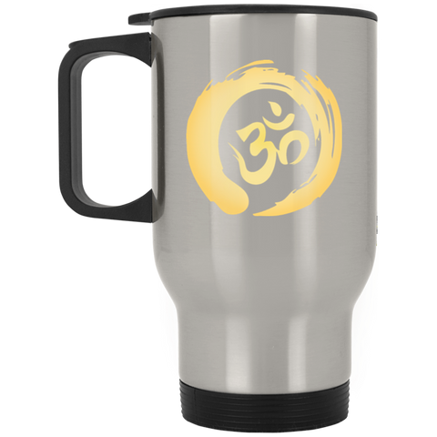 Gold Om Mugs & Drinkware - Lyghtt