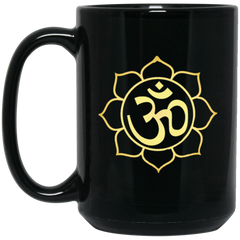 Gold Lotus Drinkware & Mugs - Lyghtt