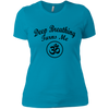 Image of Deep Breathing Turns Me OM Shirts, Tank & Hoodie - Lyghtt