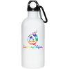 Image of Love is My Religion Yoga Drinkware - Lyghtt